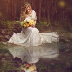 Photograph Midsummer& Dream by Jessica Drossin on Fantasy Photography, Photography Women, Portrait Photography, Fashion Photography, Wedding Photography, Photography Store, Forest Photography, Photography Classes, Beauty Photography