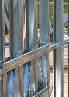 Cold formed steel, also known as light gauge steel or LGS, is deployed worldwide for structural framing, in buildings of all sizes and purposes. These include multi-story projects, meeting engineering compliance to local design and building codes and to last as long as any building erected using traditional materials. Building Code, Building Systems, Concrete Insulation, Steel Buildings, Steel Structure, Gauges, Engineering, Coding, Construction