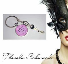 Schlüsselanhänger von Thasalu Schmuck zu finden auf Facebook