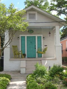 Exterior Paint Schemes for Cottages | spring cottage - exterior paint colors | {for the love of...} color