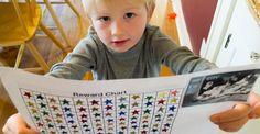 Quadro de incentivo: recompensar compensa? Lidando com as crianças e suas tarefas - parte 1