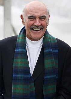 Bye Sean Connery. His last day Dec.27.2012 New Zealand