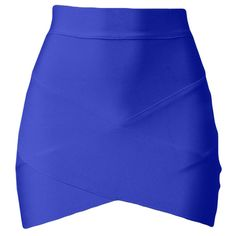 Pink Queen Blue Cross Bandage Sexy Chic Ladies Mini Skirt (€9,16) ❤ liked on Polyvore featuring skirts, mini skirts, bottoms, blue, pink miniskirt, short blue skirt, sexy skirt, short skirts and mini skirt