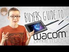 What Tablet should you buy? How much is a Wacom tablet? Are Wacom tablets worth it? Idk watch and find out ;D WACOM: http://wacom.com Cintiq 13HD Review: htt...