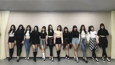 We together ੈ ♡‧₊ yena + yuri + iz*one Kpop Girl Groups, Korean Girl Groups, Kpop Girls, Boys Are Stupid, Japanese Girl Group, Kim Min, Group Photos, Female Singers, The Wiz