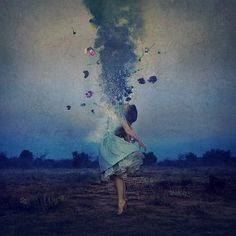 Read more about Brooke Shadens art on Ar Companion. Art works by Brooke Shaden: Character untold / Reflection departed / Season changing / Discoveries / Super Nova Surreal Photos, Photographs, Cute Love Gif, Special Images, Artist Brush, Chronic Fatigue, Fine Art Photography, Photo Art, Blog