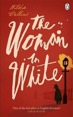The Woman in White by Wilkie Collins (cover illustration by Richard Green) Good Books, Books To Read, My Books, Book Cover Design, Book Design, The Woman In White, White Books, Book Challenge, Beautiful Book Covers