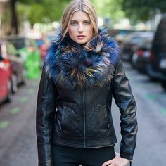 Let's wear something different this Christmas, let's wear @babisfur  #babisfur #bestchristmasgift #colourful