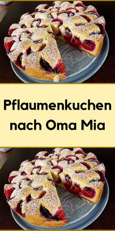 Sweet Pumpkin Recipes, Sweet Recipes, Baking Recipes, Cake Recipes, Dessert Recipes, German Baking, German Cake, Healthy Freezer Meals, Cake & Co