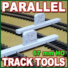 Smart tools and accessories for model railroaders, slot car enthusiasts and modelers.