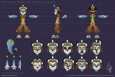 digital art characters of a cartoon-like nature with disproportionate or exaggerated features, be it human, animal, or robotic. Character Reference Sheet, Character Model Sheet, Character Modeling, 3d Modeling, 3d Character, Character Concept, Character Design, Reference Images, A Cartoon