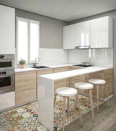 #repost @casaclassica_ Estudo para uma cozinha compacta e bem funcional. Sigam também @decoreseudia #homedecor #decoration #interiordecor #interiordesigninspo #homefurnishings #homedecorationideas #bedroom #livingroom #homedecoration #interiorstyle #homedecorating #decorative #ideasdeco #interior_design #decohome #decorationggoals #decorator == Follow us : @house_4rt for more! hastags : #house_4rt ==