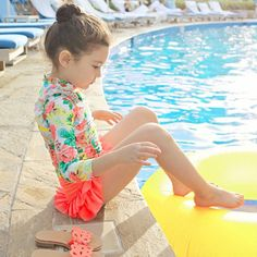0cb735f535675 MS61883C children girl fashion swimwear long sleeve kids swimsuit - from  Alibaba.com Baby Swimwear