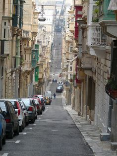 Malta...for your patience down narrow streets in little cars at lightening fast speeds...