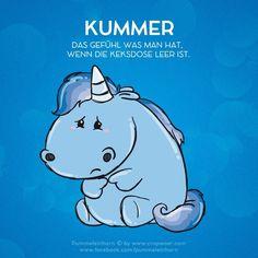 #Pummeleinhorn #Kummer
