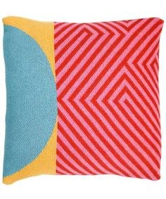 Push Pillow Cover