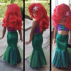Little Mermaid Outfit For Baby Gallery Little Mermaid Outfit For Baby. Here is Little Mermaid Outfit For Baby Gallery for you. Little Mermaid Outfit For Baby ba girl ariel little mermaid tail Girls Mermaid Costume, Mermaid Halloween Costumes, Ariel Costumes, Ariel Toddler Costume, Mermaid Outfit For Toddler, Kid Halloween, Maleficent Costume, Ariel Cosplay, Cosplay Dress