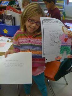 This is a TERRIFIC site for writer's workshop...it includes the set up of a writer's notebook, six + 1 traits, writing units and so much more!