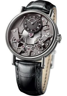 Breguet - Tradition 37mm - White Gold Watch 7027BB/G9/9V6