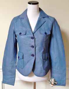 Wilsons Leather Regular Solid L Coats & Jackets for Women Jacket Buttons, Jackets For Women, Leather Jacket, Blazer, Best Deals, Coat, Long Sleeve, Sleeves, Shopping