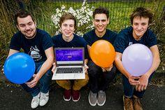 Team Pressboard, Startup Weekend Saint-Brieuc