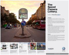 Volkswagen: The Speed Camera Lottery