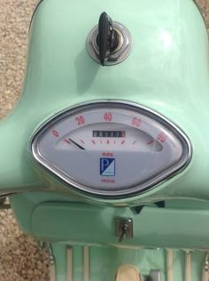 Vespa SS180 1966 (picture 1 of 6)
