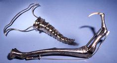 Dead Ringers (1988) dir: David Cronenberg // Gynecological equipment for women with abnormal genitals