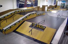 Woodward Skatepark - 25 Best Skateparks in America Skateboard Ramps, Skateboard Store, Backyard Skatepark, Skateboard Companies, Skate Ramp, Tech Deck, Luxury Pools, Parking Design, Parks
