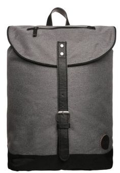8264dc601389 CITY HIKER - Tagesrucksack - melange grey black base - Zalando.de