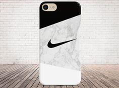 Claro caso de teléfono Nike iPhone 6 caso Nike iPhone 7 caso