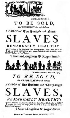 African Americans and a world-wide tradition of Slavery- a stain not just for the U.S., but the whole of humanity... Wholeheartedly agree!