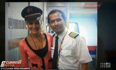 Jonti Roos - Malaysian Airlines Flight MH370 Co-pilot Fariq Abdul Hamid's Hot friend #malaysianairlines http://enewsdaily.net