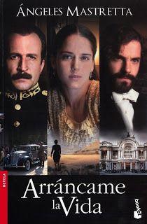 Reseña de Arráncame la Vida de Ángeles Mastretta.    http://miscriticassobrelibrosleidos.blogspot.com.es/2013/02/arrancame-la-vida-de-angeles-mastretta.html