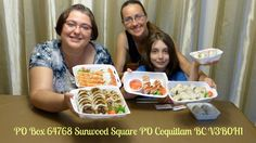 Celebrating PO Box With 72 Piece Of  Sushi | Gay Family Daily Fun