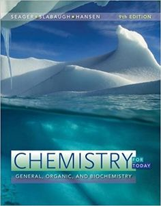 Test bank for organic and biochemistry for today 8th edition by chemistry for today general organic and biochemistry 9th edition seager solutions manual test banks solutions fandeluxe Choice Image