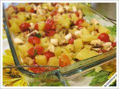 Insalata di polipo con le patate