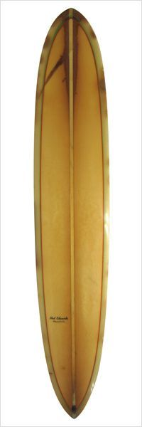 HOBIE 67' Phil Edwards Model 10`5 Shaped By Phil Edwards