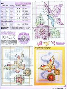 Gallery.ru / Фото #5 - Cross Stitch Card Shop 18 - WhiteAngel