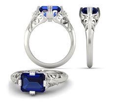 Stříbrný prsten osazen pravým drahokamem Engagement Rings, Jewelry, Enagement Rings, Wedding Rings, Jewlery, Jewerly, Schmuck, Jewels, Jewelery