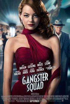 Gangster Squad, nueva película. #GangsterSquad #EmmaStone #SensaCine  http://www.sensacine.com/peliculas/pelicula-186168/