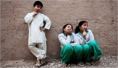 Bacha Posh - Afghan practice of girls growing up as boys, then stripped of male status at puberty