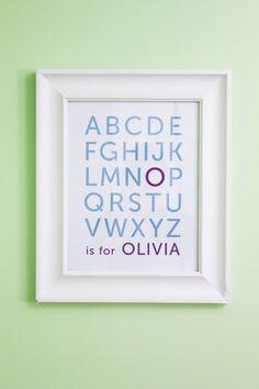 Alphabet.  Name.