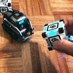 . . . #anki #ankicozmo #Games #Gaming #App #technology #gadget #gadgets #instatech #nerd #photooftheday #robot #robotech #robotics #science #photooftheday #technik #codingforkids #toy