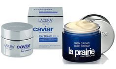 Why pay £300 for caviar face cream you can get for £7? Get luxury beauty products for a fraction of the price on the high street.