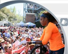 4 DAYS UNTIL: 2014 Family Circle Cup!  ... Main Draw Player Field Complete: Players from 22 countries will compete in Charleston this spring, including 2 Grand Slam Champions Serena & Venus Williams, 2 Slam Champions & 5 past Family Circle Cup winners. 3/24/14 <3 #RenasArmy & #TeamVee & #ClaySeason