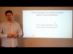 Introduction Video on The Road to Success and Happiness
