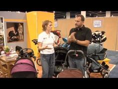 TFK Trends for Kids Stroller Review - Video