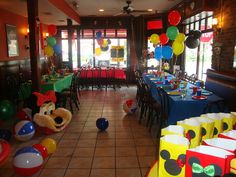 Mickey Mouse Clubhouse / Birthday Party
