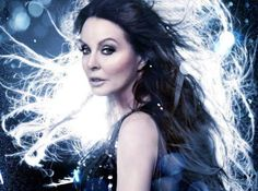 Sarah Brightman in her Space glory
